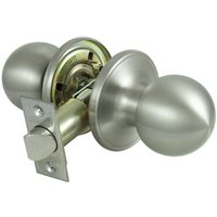 KNOB PASSAGE T3 6-WAY LATCH SS