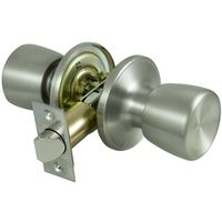 KNOB PASSAGE TS 6-WAY S/STEEL