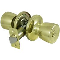 KNOB PRIVACY TS 6-WAY POL BRS