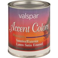 Valspar 3053 Latex Enamel Paint