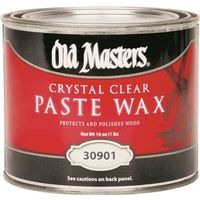 Old Masters 30901 Crystal Paste Finishing Wax