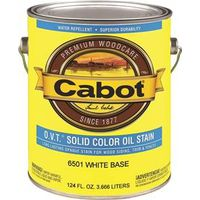 Cabot 6500 Oil Based Solid Color Stain