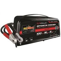CHARGER 100/15/2 AMP W/START