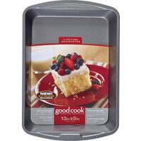 Good Cook 4010 Non-Stick Oblong Cake Pan