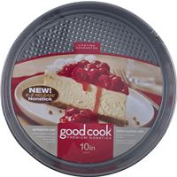 Good Cook 11754 Non-Stick Spring Form Baking Pan