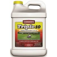 FERTILIZER TRIPLE-10 2-1/2GAL