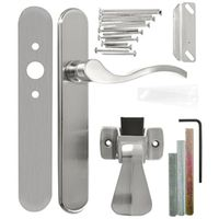 Hampton Serenade Brighton VBG115SN Door Lever Lockset