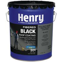 Henry 201 Fibered Roof Coating