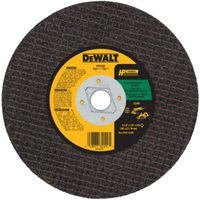 DeWalt DW3509 Type 1 Flat Wheel Abrasive Saw Blade