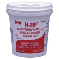 Oatey H-205 Water Soluble Paste Flux