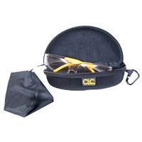 HOLDER SAFETY GLASSES MOLDED