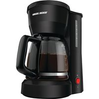 MAKER COFFEE COMP BLK 5-CUP