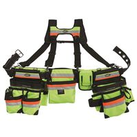 RIG FRAMERS 3BAG HI-VIS HD PLY