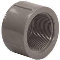 CAP 3/4 SCH80 PVC 3/4 FIP