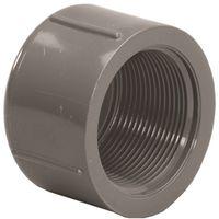 CAP 1 SCH80 PVC 1 IN FIP