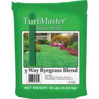 GRASS SEED 3WAY RYE BLEND 10LB