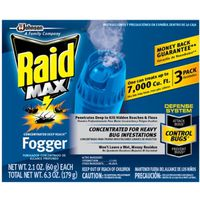 FOGGER BUG KILL MAX 3 PACK
