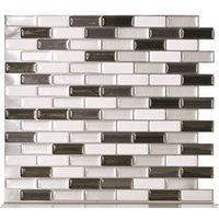 TILE WALL METALLIK MURANO