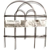 FENCE WIRE FOLDING BLK 18X8FT