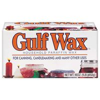 PARAFFIN WAX GULF 16 OZ