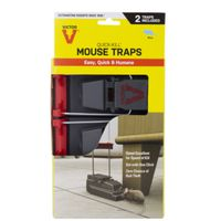 TRAP MOUSE PLASTIC 2-PACK