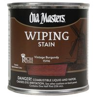 Old Masters 15116 Oil Based Wiping Stain
