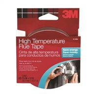 TAPE FLUE HIGH TEMP 1.5INX15FT