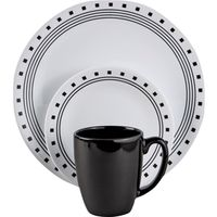 DINNERWARE 16PC SET CITY BLOCK