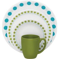 DINNERWARE 16PC SOUTH BEACH