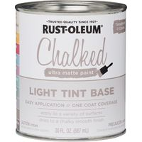 PAINT CHALKED LT TINT BS 30OZ