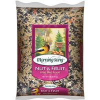 SEED BIRD NUT AND FRUIT 15LB