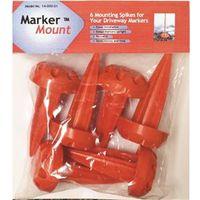 MARKER MOUNT PLASTIC SPIKE