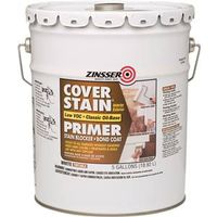 PRIMER SEALER STAIN OIL 5-GAL
