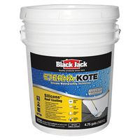 COATING ROOF SILICONE WHT 5GAL