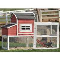 CHICKEN COOP RED BARN