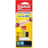 GLUE SUPR LEPAGE TB 4ML CLR