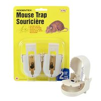TRP MOUSE POLY RODENTEX PLSTC