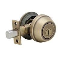 Kwikset 7805 Signature Single Cylinder Dead Bolt