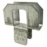 CLP PLYWD 20GA 1/2IN 250/BG