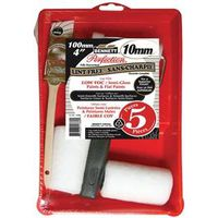 SET ROLLER 4IN 5PC FABRIC