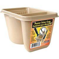 CUP PNT DRIP 500ML BGE PLSTC