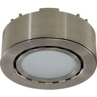 UCP-LED1-MN MATTE NICKEL RECES