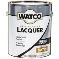 Rustoleum 63231 Watco Brushing Lacquer