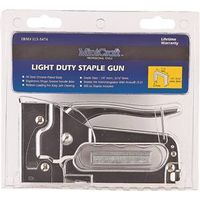 STAPLE GUN LIGHT WEIGHT CHROME