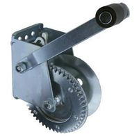 WINCH 600LB ZN CTD 1WAY RCHT