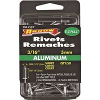 RIVET SHORT ALUM 1/8X3/16IN