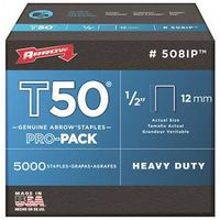 STAPLE T50 5000PK 1/2IN