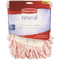 REVEAL DUSTING PAD WHT/RED