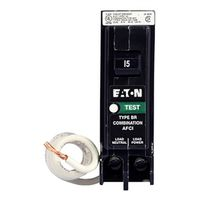 Eaton BR115CAFA Type BR Arc Fault Combination Circuit Breaker