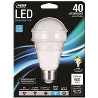 BULB LIGHT LED 40W A19 5000K